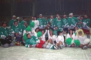 Rosenthaler Eishockey Eisfuechse