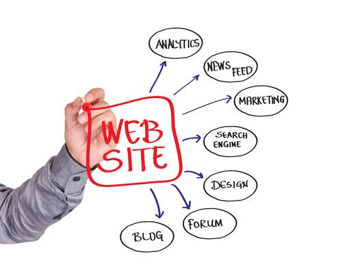 ein Webdesigner